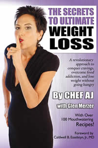 Secrets to Ultimate Weight Loss Book Cover