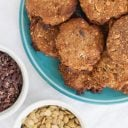 Mindful Vegan Protein Cookies